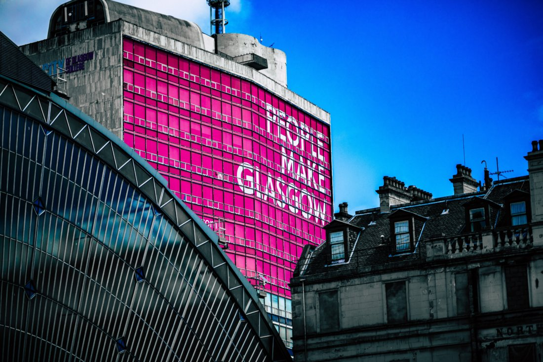 idee di incontri a Glasgow